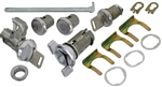 1969 - 1972 Nova Complete Lock Cylinder Set with Keys