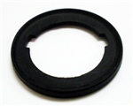 Trunk Lock Cylinder Gasket with Raised Outer Lip