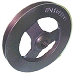 Power Steering Pump Pulley, Single Deep Groove Cast 3873847