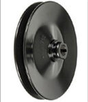 1969 - 1972 Chevelle or Nova Power Steering Pump Pulley, Single Deep Groove, High Performance, 3941105