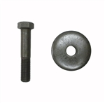 1967 - 1972 Harmonic Balancer Mounting Bolt, Small Block