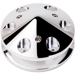 1966 - 1972 Alternator Pulley, Billet