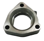 Exhaust Manifold Heat Riser Eliminator, Spacer for Small Block
