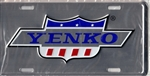 License Plate, Chevrolet Yenko