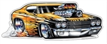 70 Chevelle Metal Tin Sign