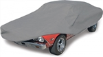 1964 - 1972 Chevelle Car Cover, Grey