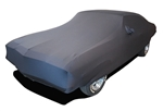 1964 - 1972 Chevelle Onyx Stretch Fit Car Cover, Indoor Soft Lining