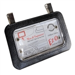 Nostalgic Registration Card Holder for Sun Visor