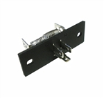 1964 - 1972 Chevelle Heater Box Blower Resistor Assembly, without Air Conditioning