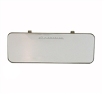 Sunvisor Vanity Mirror with Chevrolet Script