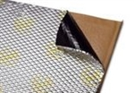 Heat and Sound Deadening Budget Friendly Kit, Compare to Dynamat and HushMat, Silver Foil, 36 Square Foot