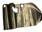 1966 - 1967 Chevelle Door Panel Water Shields Set, Front, 2 Piece Set
