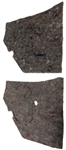 1964 - 1967 Chevelle Kick Panel Insulation Pads, Pre-Cut, Pair