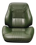 1971-1972 Chevelle Pro Touring II Reclining Front Bucket Seat Assemblies, Procar Standard Interior Pattern, PAIR