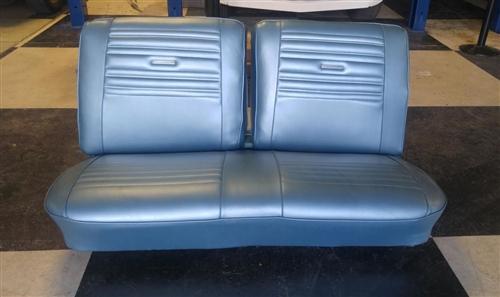 Wondrous 1967 Chevelle Front Bench Seat Original Used Gm Spiritservingveterans Wood Chair Design Ideas Spiritservingveteransorg