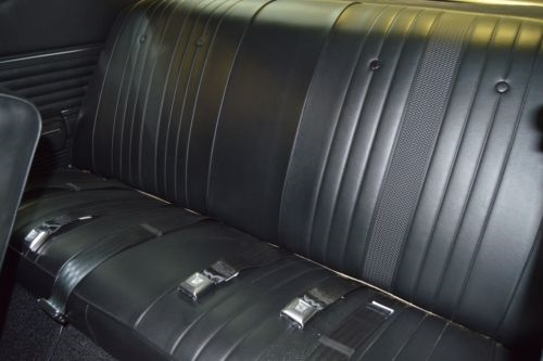 1969 Chevelle Rear Seat Covers Hardtop Coupe