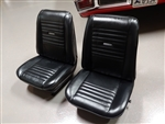 1967 Chevelle Front Bucket Seats, Original GM Used