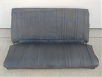 1968 - 1969 Chevelle Rear Seat, 2 Door Coupe Original GM Used