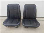 1966 Chevelle Front Bucket Seats, Original GM Used