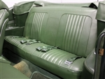 1971 - 1972 Chevelle  Rear Seat Covers, Convertible