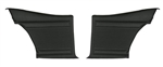 1968 Nova Rear Side Panels Set, Standard Interior, Coupe, Pre-Assembled, Pair