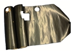 1968 - 1972 Nova Door Panel Water Shields Set, Front and Rear