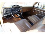 1970 - 1971 Nova Interior Kit, Super Sport 2 Door with Buckets