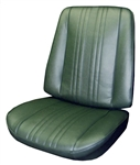 1969 - 1971 Nova Seat Covers, Front Buckets, SS / Custom