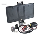 Show N Go Powered Electric License Plate Transport, Universal for All Makes and Models