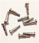 1966 Chevelle Tail Light and Back Up  Lens Screws Pack of 10
