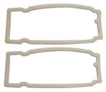 1968 Chevelle Tail Light Lense Gaskets, Pair