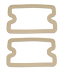 1970 - 1972 Nova Park Light Lens Gaskets, Pair