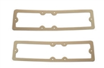 1971 - 1972 Nova Tail Lamp Lens Gaskets, Pair