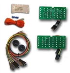 1968 - 1969 Nova Tail Lights Kit, All Models, LED Digital Sequential