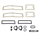 1970 Nova Exterior Gaskets Set, Paint and Light Lenses