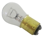 1962 - 1977 Nova Park and Tail Light Bulb (Clear)