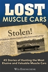 Lost Muscle Cars, Limited Edition Book