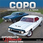 COPO CAMARO, CHEVELLE & NOVA: CHEVROLET'S ULTIMATE MUSCLE CARS, By Matt Aver