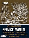 1969 Chevelle Service Manual, Chassis