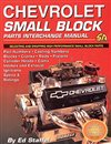 Chevelle - Chevrolet Small Block Parts Interchange Manual