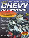 Chevelle - How To Build Max Performance Chevy Rat Motors
