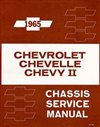 1965 Chevelle Chassis Service Manual