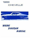 1969 Chevelle Wiring Diagram Manual