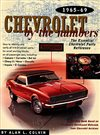 1965 - 1969 Chevelle Chevrolet By The Numbers