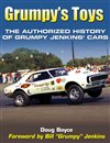 "Nova Grumpys Toys (176 Pages, 300 Photos) (The History of Bill ""Grumpy"" Jenkins Cars), Each"