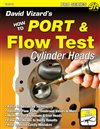 Nova How to Port and Flow Test Cylinder Heads (160 Pages, 304 Photos), Each