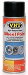 Spray Paint, VHT High Temperature Wheel Paint, Gloss or Satin Black, Each