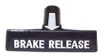 1964 - 1967 Chevelle Emergency Parking Brake Release Handle
