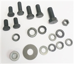 1969 - 1972 Big Block Power Steering Pump Mounting Hardware Set