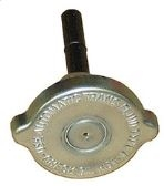1962 - 1968 Nova Power Steering Reservoir Cap, OE Style